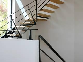 MAISON P a2 ARCHITECTURE Escalier