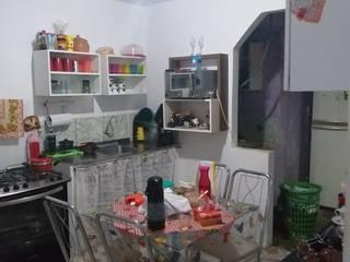 Projeto de Cozinha ANTES E DEPOIS por Inglobal planejamentos