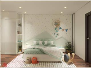 Thiết kế nội thất nhà chia lô Lạc Nghiệp - Hà Nội Thiết Kế Nội Thất - ARTBOX