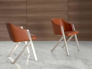 Intense mobiliário e interiores Dining roomChairs & benches