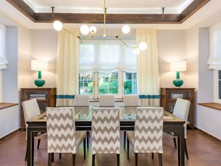 Comedores de estilo moderno de Eva Jurado Estudio de Interiores Moderno