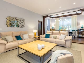 Livings de estilo moderno de Eva Jurado Estudio de Interiores Moderno