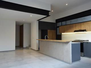 Agave Cocinas de estilo moderno de Martina arquitectura Moderno