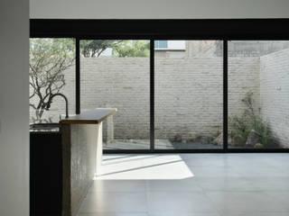 Agave Salones de estilo moderno de Martina arquitectura Moderno