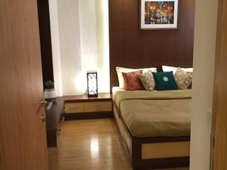 Modern Veneer Finish Bedrooms Modern style bedroom by Kphomes Modern