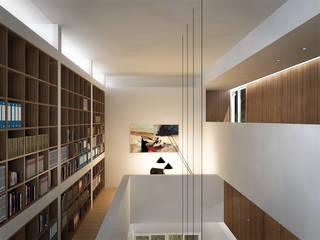 Minimalist study/office by RRA Arquitectura Minimalist