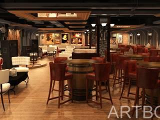 Thiết kế nội thất lounge Nghi Tàm Thiết Kế Nội Thất - ARTBOX