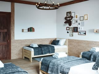 Khách sạn theo DesignNika, Bắc Âu