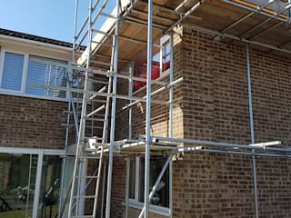 Scaffolding in Folkestone Blitz Scaffolding Rumah Modern