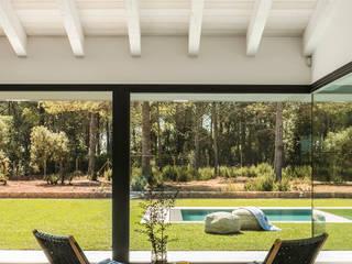 Oxygen Jardines de estilo minimalista de Susanna Cots Interior Design Minimalista