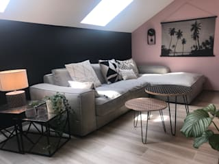 Apartamento por Bairro Deco - Decoração de Interiores e Mobiliário Moderno