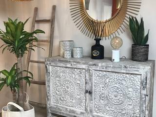 Apartamento por Bairro Deco - Decoração de Interiores e Mobiliário Eclético