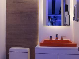 emARTquitectura Arte y Diseño Classic style bathroom Concrete White