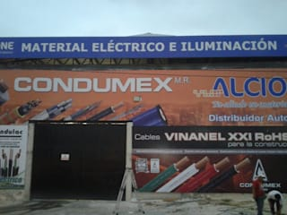 Alcione Mérida ICONO PUBLICIDAD Oficinas y tiendas