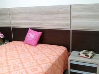 757 Design Planejados BedroomBeds & headboards MDF