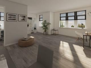 WONING Moderne studeerkamer van PHY interior design Modern