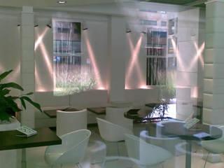 locale a Milano Gastronomia in stile moderno di studio di progettazione architetto caterina martini Moderno