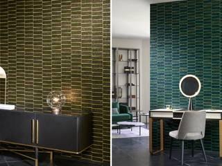 Arte Wallpapers: modern  by Luxe Livings,Modern