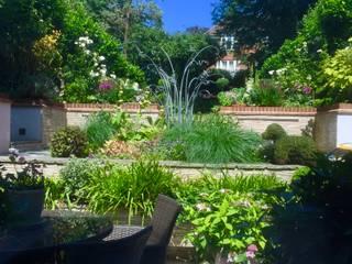 Jardin original par 1 to one garden design Éclectique