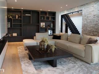 Elmi Interieurontwerp en Meubelontwerp Modern living room