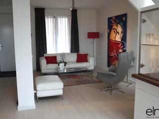 Elmi Interieurontwerp en Meubelontwerp Living roomCupboards & sideboards
