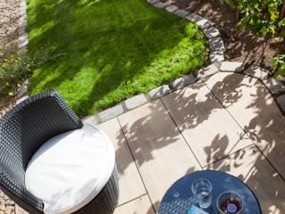 Feng Shui Projekt-Impressionen Moderner Garten von FENG SHUI & LIVING Modern