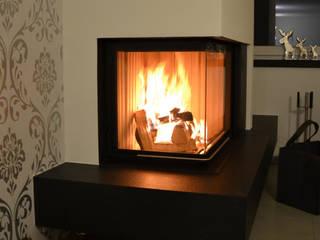 Modern Living Room by Fischer Marmor GmbH Modern