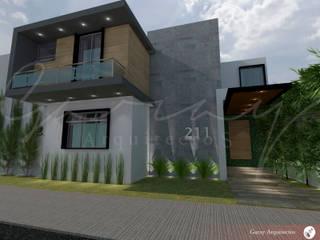 Casa Hacienda El Rosario de GARAY ARQUITECTOS Moderno