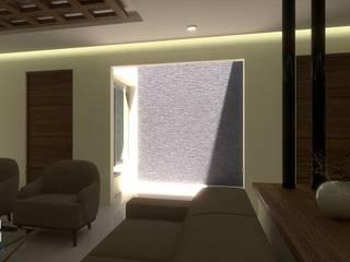 REMODELACIÓN DE INTERIORES de V+C Arquitectura Moderno