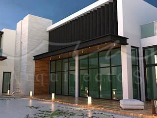 Casa Fraccionamiento San Isidro de GARAY ARQUITECTOS Moderno