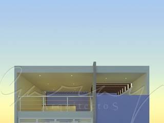Terraza Zafiro de GARAY ARQUITECTOS Moderno