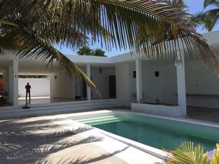 Casa Los Cocos de GARAY ARQUITECTOS Moderno