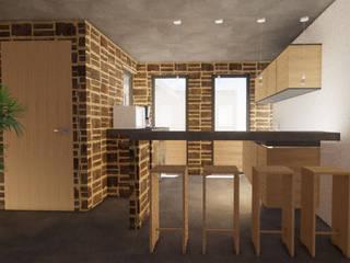 by Designo Arquitectos Rustic