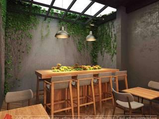Thiết kế nội thất quán cafe Tornado Thiết Kế Nội Thất - ARTBOX