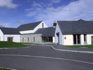 Community Centre Modern event venues by Corylus Architects Ltd. Modern