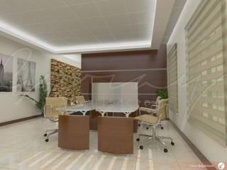 Oficinas Edificios de oficinas de estilo moderno de GARAY ARQUITECTOS Moderno