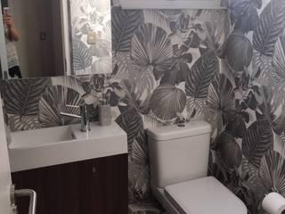 Baños y Cocinas Baños de estilo moderno de Kolore Moderno
