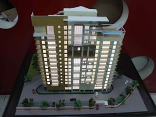 Signature Apartment, Bangalore by The Perfect Model Makers