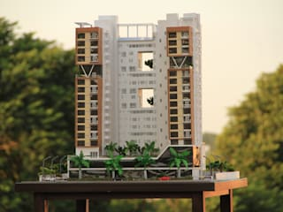 Unishire Skyvilla, Bangalore by The Perfect Model Makers