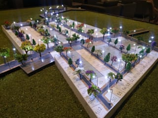 The Royal Township, Bangalore by The Perfect Model Makers
