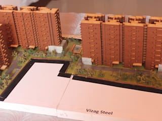 Vizag Steel, Bangalore by The Perfect Model Makers