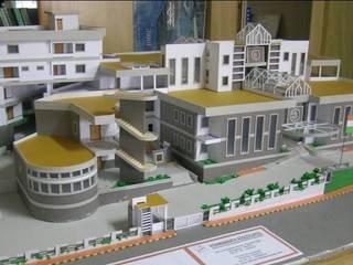 Visvesvaraya Technological University, Bangalore by The Perfect Model Makers