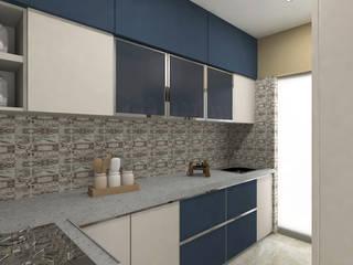Kitchen Minimalist kitchen by SPACE DESIGN STUDIOS Minimalist