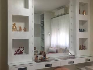 Cedrus Marcenaria ChambreAccessoires & décorations MDF Blanc