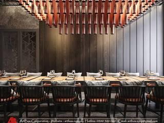 Thiết kế nội thất Nhà hàng TOP ONE Thiết Kế Nội Thất - ARTBOX