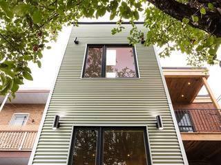 Molson Extension | Rosemont Modern Houses by Zoubeir Azouz Architecture Modern