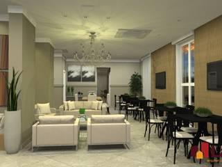 حديث  تنفيذ LAM Arquitetura | Interiores, حداثي