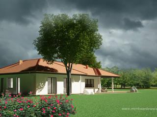 DOM klasyczny dom w środku lasu :) od mimtwardowscy