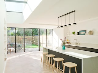 Dulwich Home - Designcubed Architects by Designcubed Modern