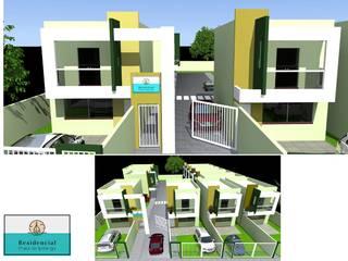 Residencial Praia de Ipitanga por ARQ-PB Arquitetura e Construção